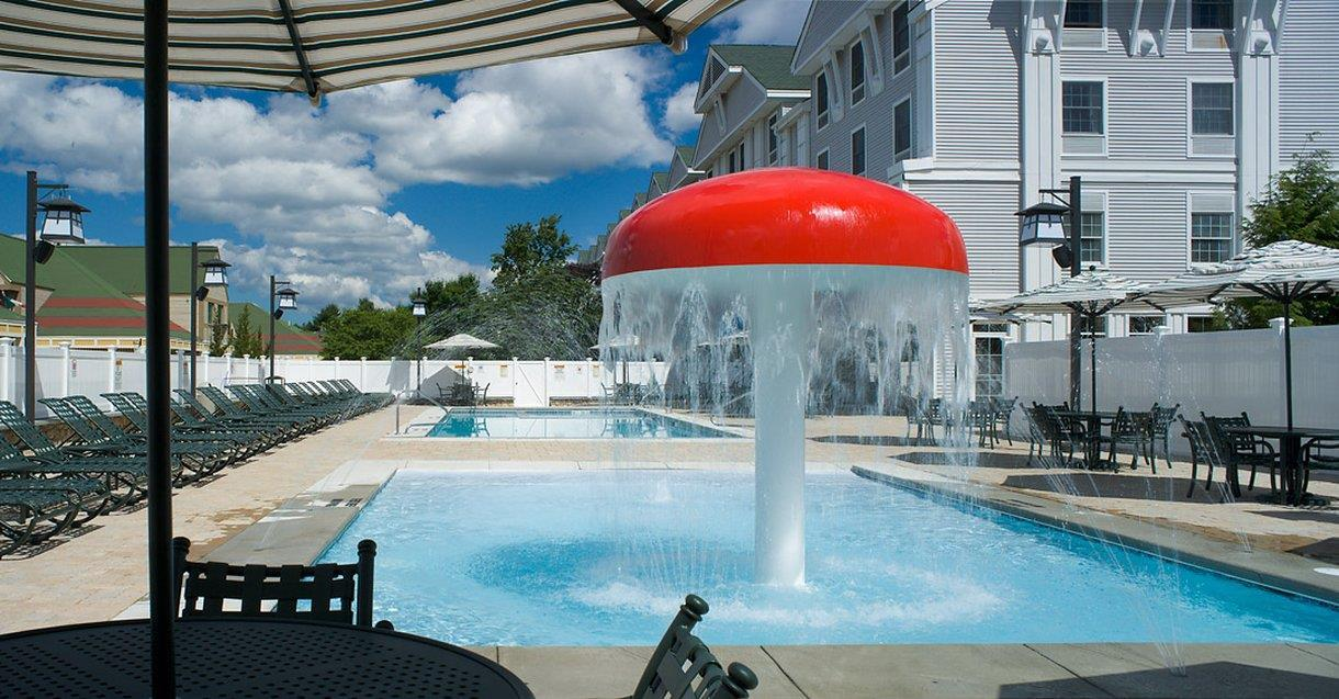 Pool - Grand Hotel North Conway