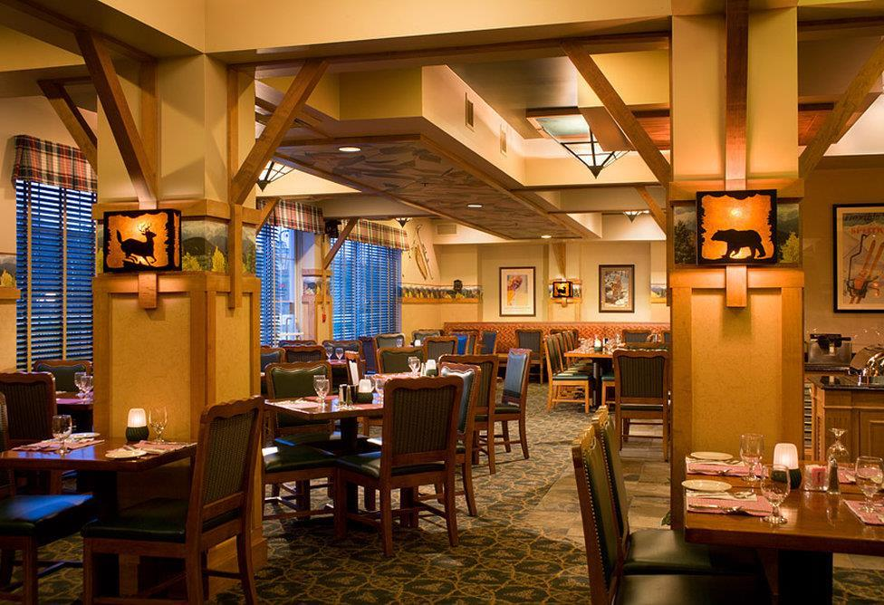 Restaurant - Grand Hotel North Conway