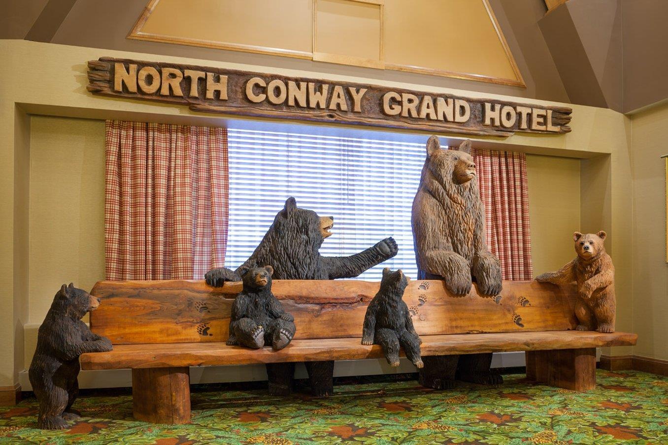 Lobby - Grand Hotel North Conway
