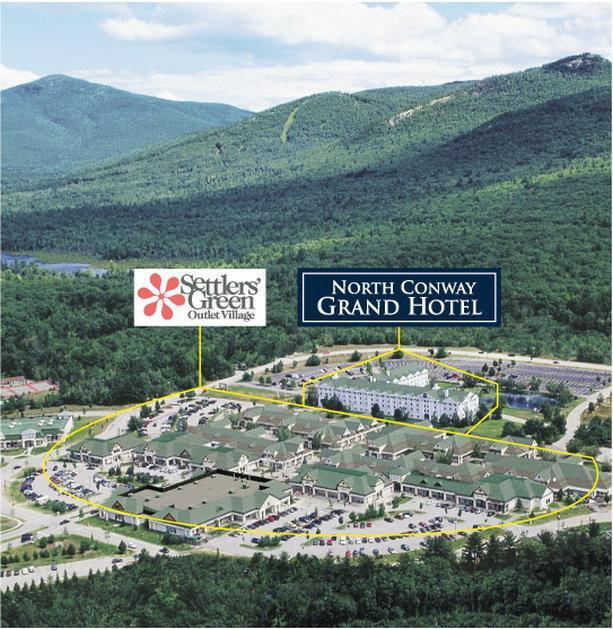 Exterior view - Grand Hotel North Conway