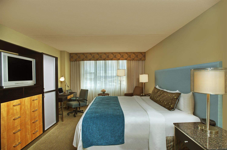 Room - Heldrich Hotel New Brunswick