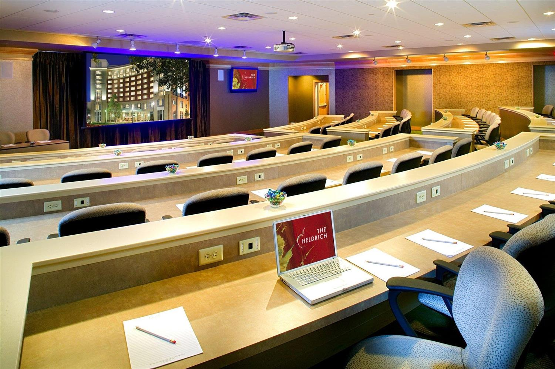 Meeting Facilities - Heldrich Hotel New Brunswick