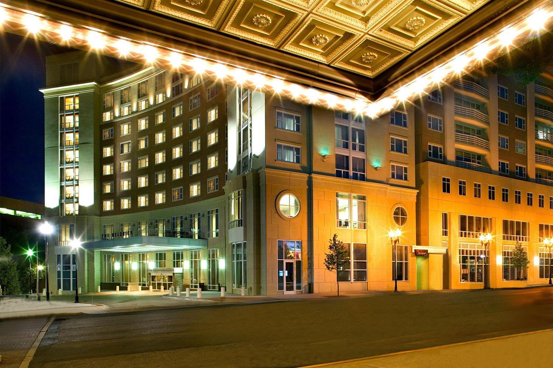 Exterior view - Heldrich Hotel New Brunswick