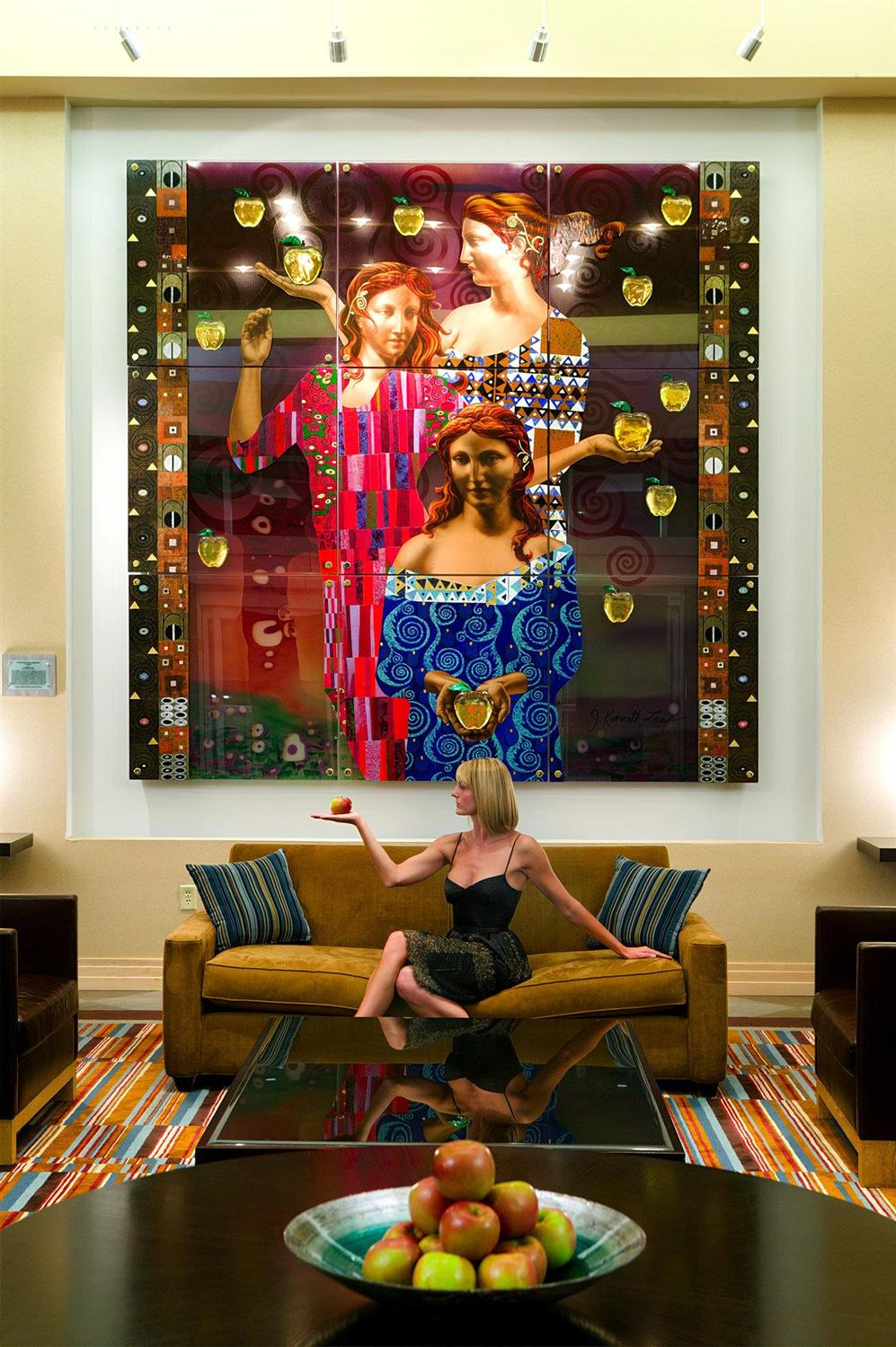 Lobby - Heldrich Hotel New Brunswick