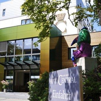 Hotel Central Hof Partner Of SORAT Hotels