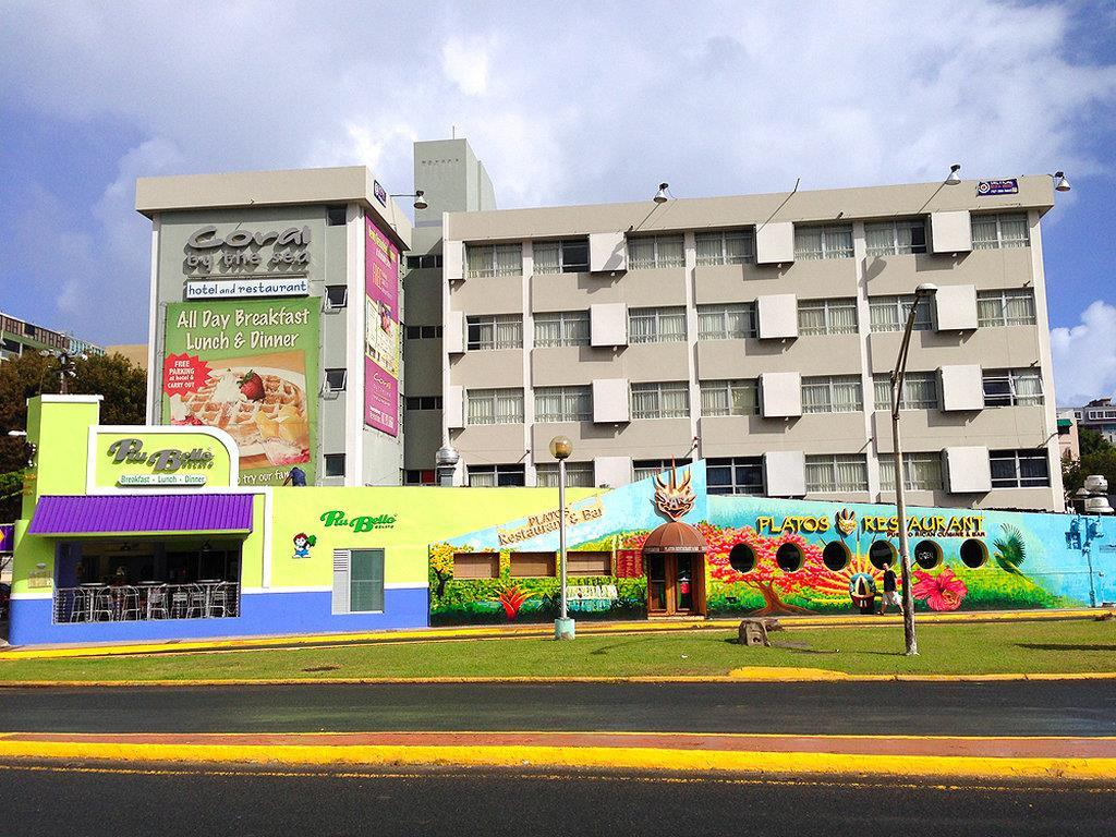 Exterior view - Coral by the Sea Hotel Isla Verde San Juan