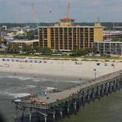 Room - Holiday Inn Hotel at the Pavilion Myrtle Beach