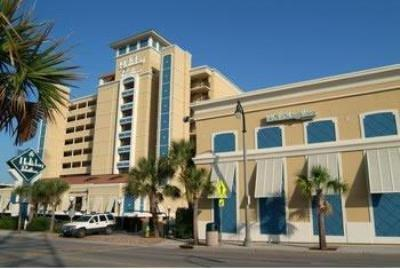 Exterior view - Holiday Inn Hotel at the Pavilion Myrtle Beach