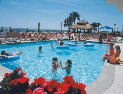 Pool - Holiday Inn Hotel at the Pavilion Myrtle Beach