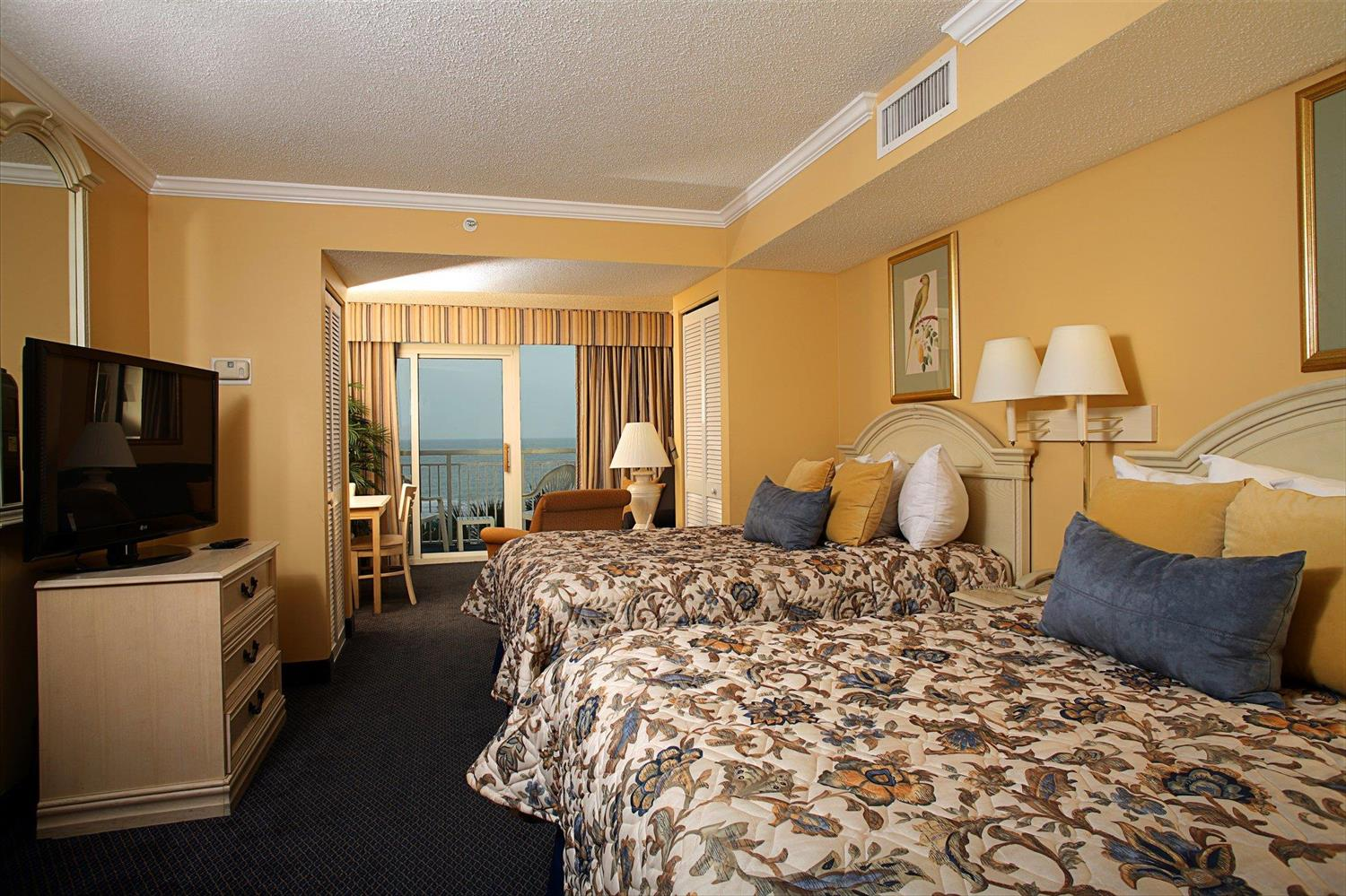 Room Camelot By The Sea Hotel Myrtle Beach