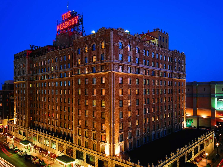 Exterior view - Peabody Hotel Memphis