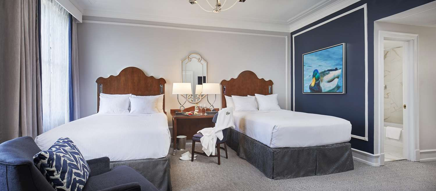 Room - Peabody Hotel Memphis