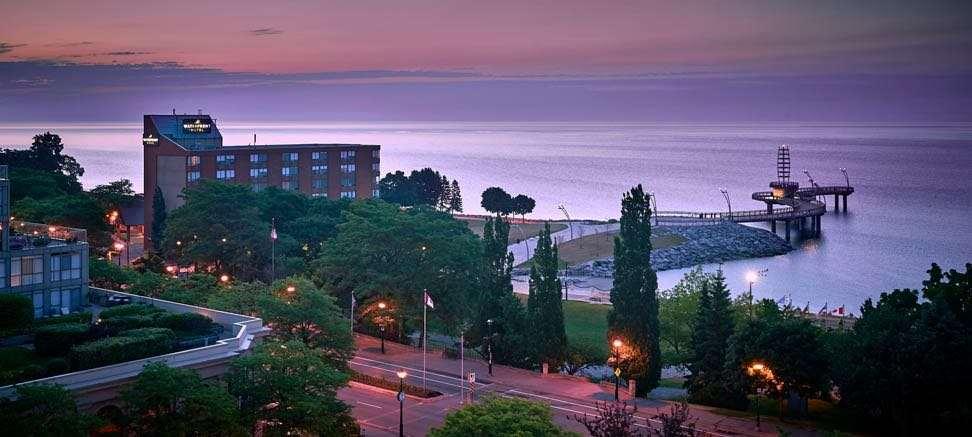 Exterior view - Waterfront Hotel Downtown Burlington