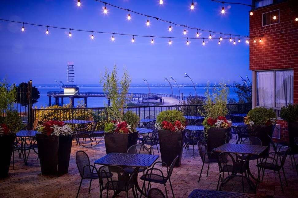 Amenities - Waterfront Hotel Downtown Burlington