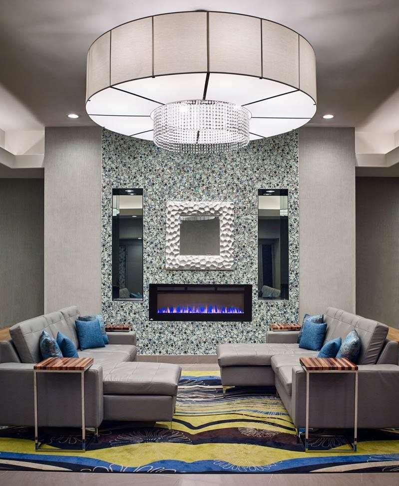 Lobby - Waterfront Hotel Downtown Burlington