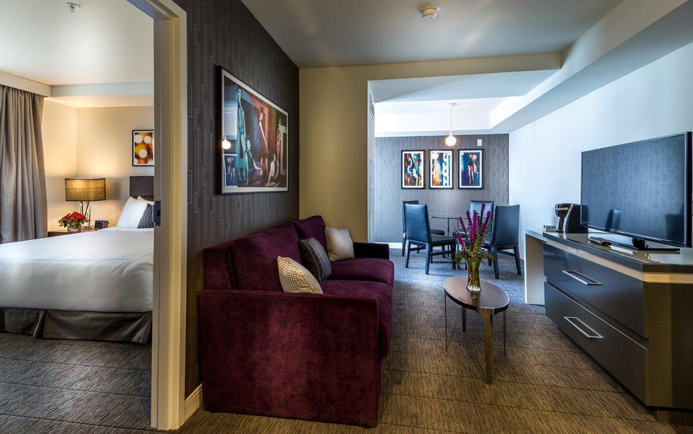 Suite - Godfrey Hotel Chicago