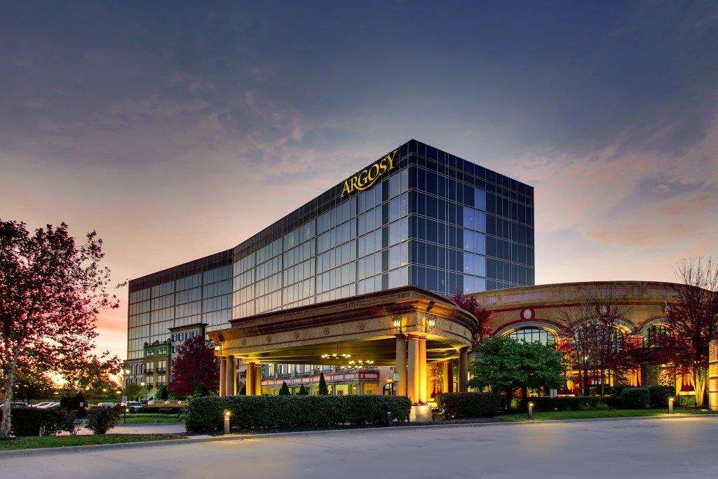 Exterior view - Argosy Casino Hotel & Spa Riverside