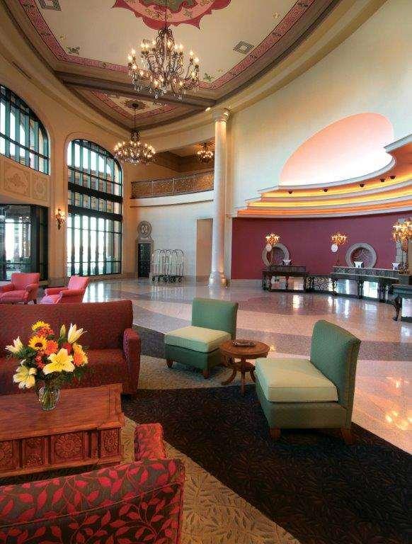 Lobby - Argosy Casino Hotel & Spa Riverside