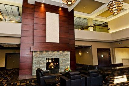 Lobby - Chateau Nova Hotel & Suites Yellowhead Edmonton