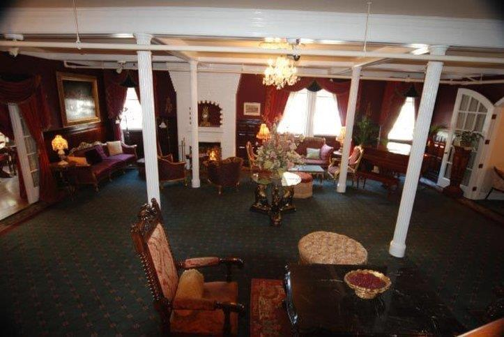 Lobby - Queen Anne Hotel San Francisco