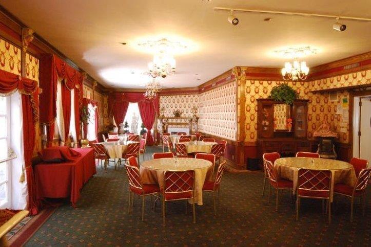 Restaurant - Queen Anne Hotel San Francisco