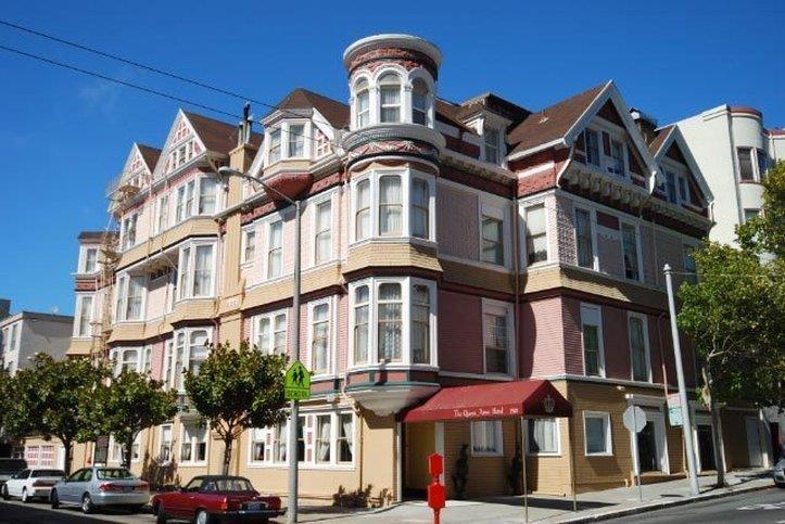 Exterior view - Queen Anne Hotel San Francisco