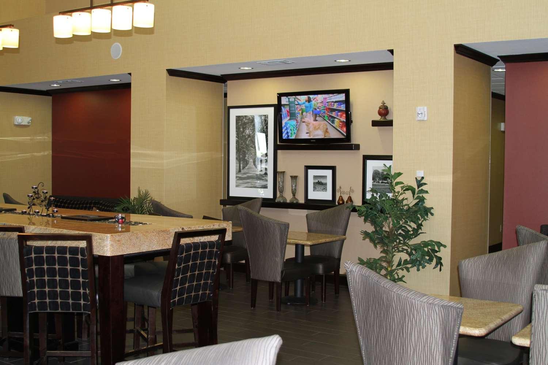 Lobby - Hampton Inn Sweetwater