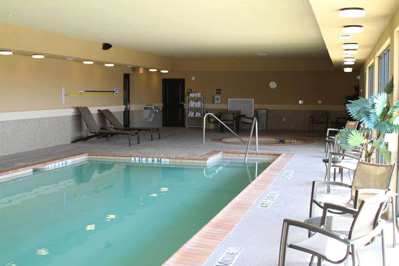 Pool - Hampton Inn Sweetwater