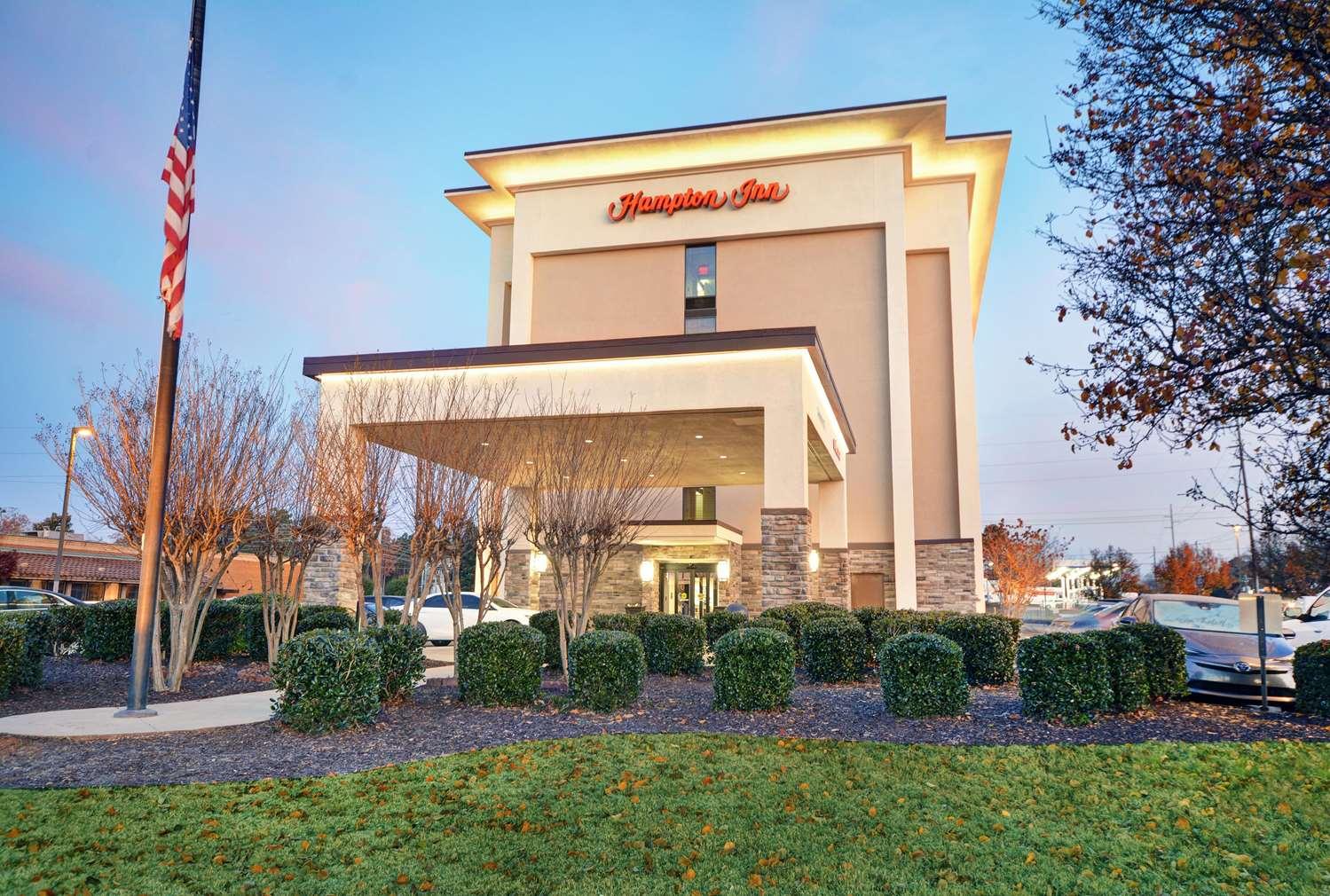 Exterior view - Hampton Inn Athens