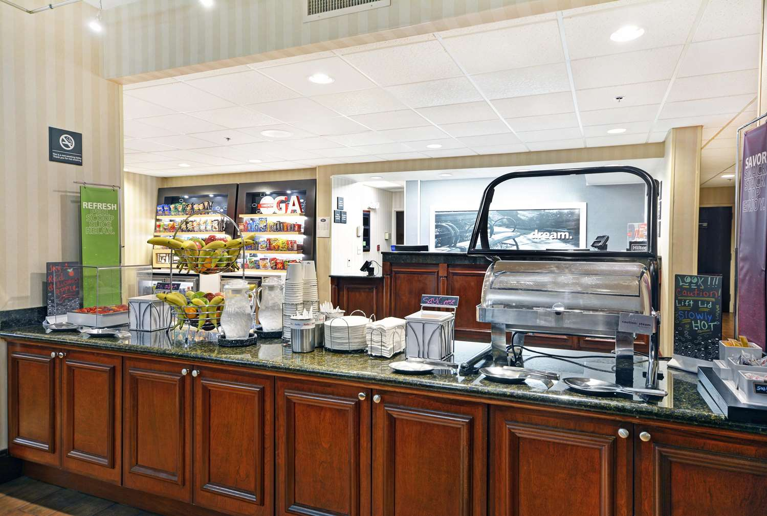 Restaurant - Hampton Inn Athens
