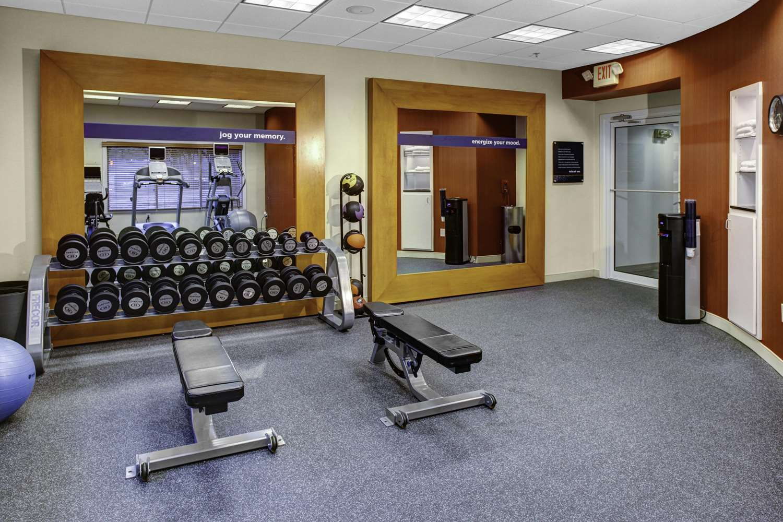 Fitness/ Exercise Room - Hampton Inn Georgia Tech Atlanta