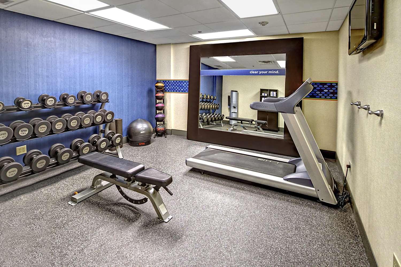 Fitness/ Exercise Room - Hampton Inn Beaufort