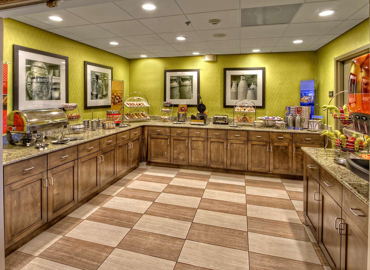 Restaurant - Hampton Inn Beaufort