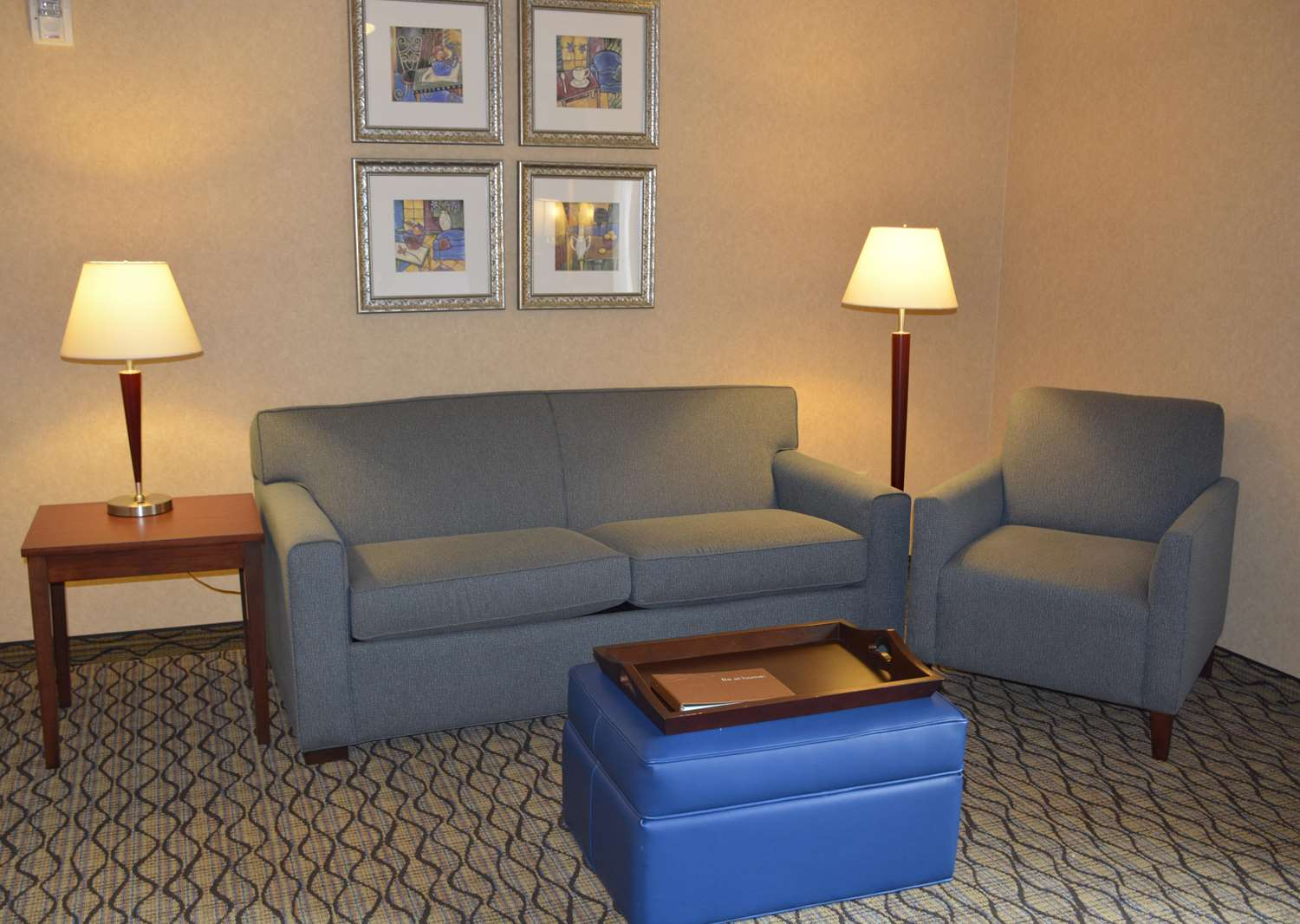 Room - Homewood Suites by Hilton Brighton