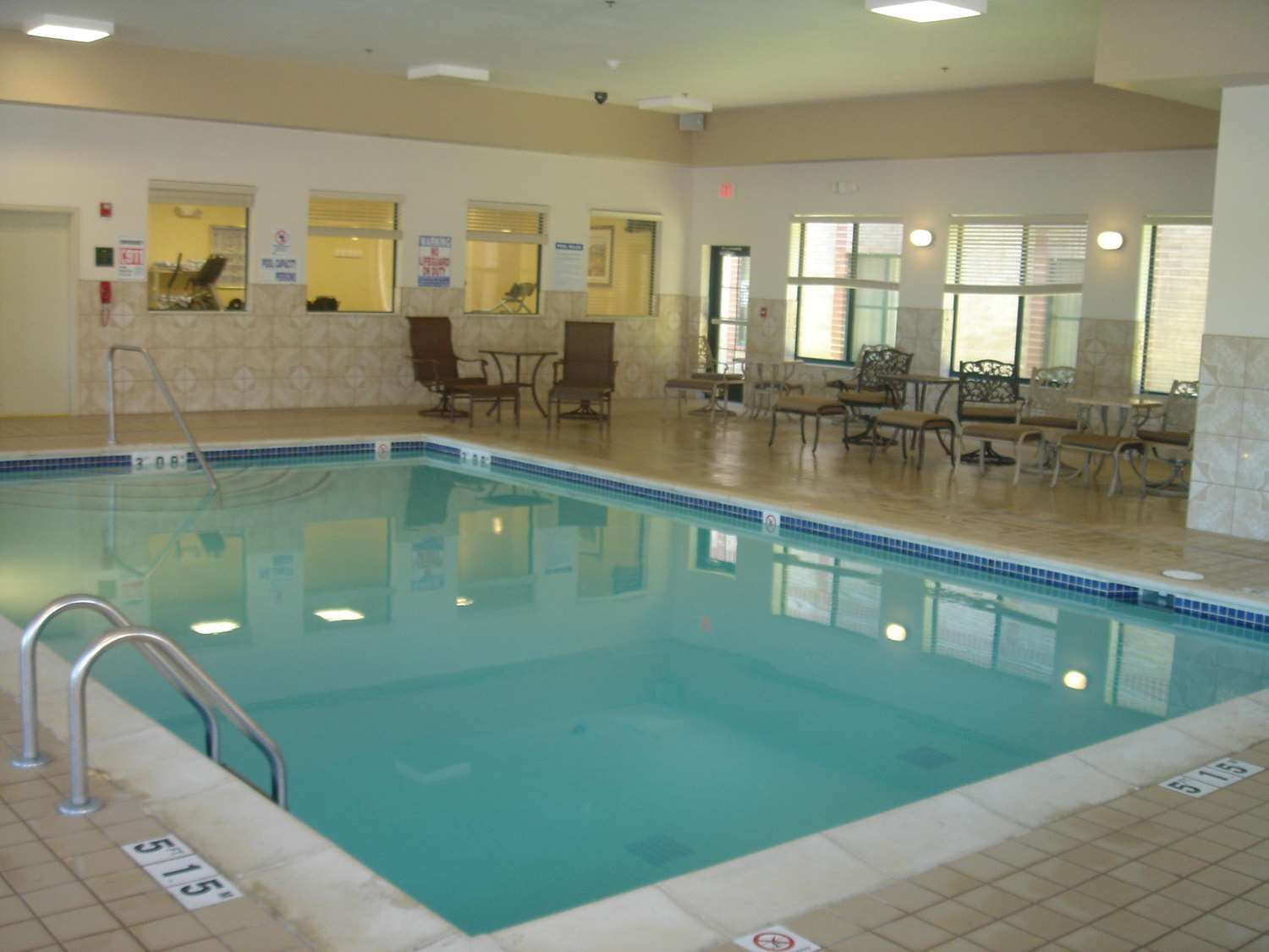 Pool - Homewood Suites by Hilton Brighton