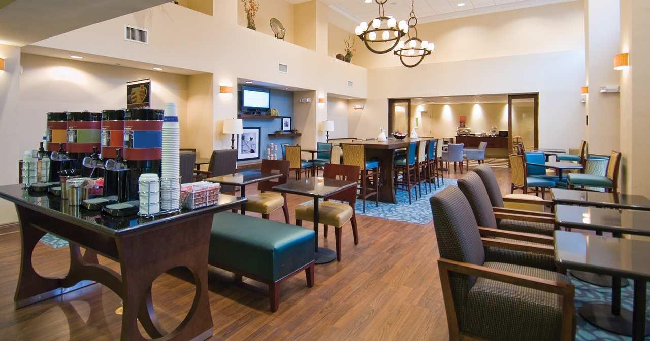 Lobby - Hampton Inn & Suites Port Allen