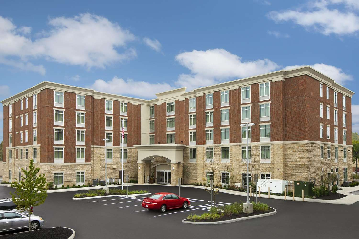 Exterior view - Homewood Suites by Hilton OSU Columbus