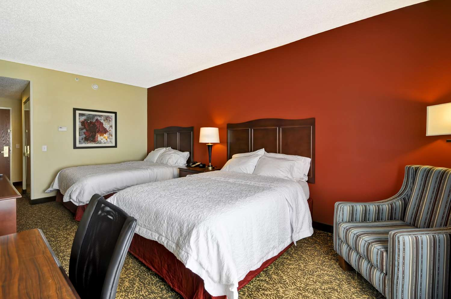 Room - Hampton Inn Deerfield Beach