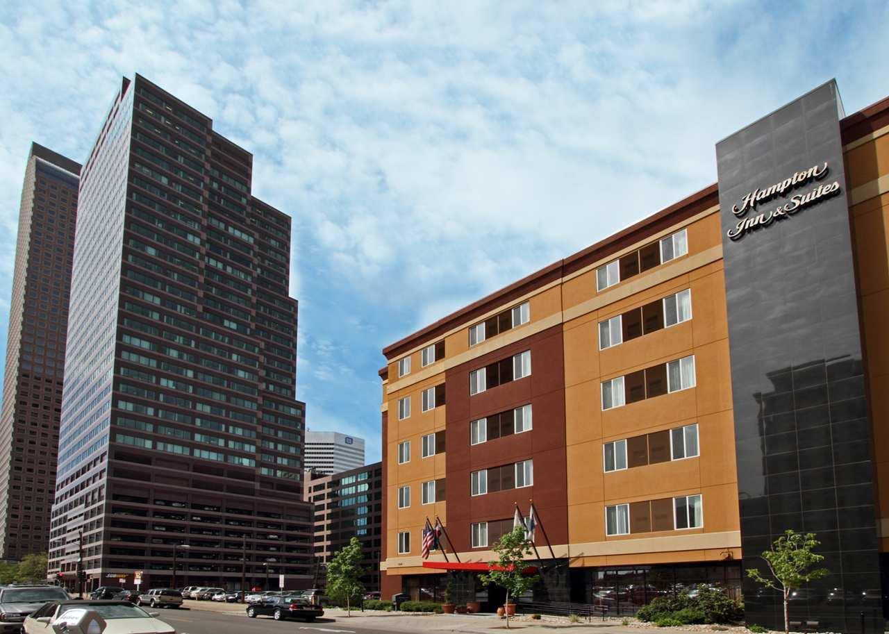 Exterior view - Hampton Inn & Suites Downtown Denver
