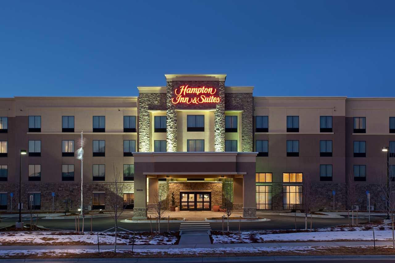 Exterior view - Hampton Inn & Suites Lone Tree
