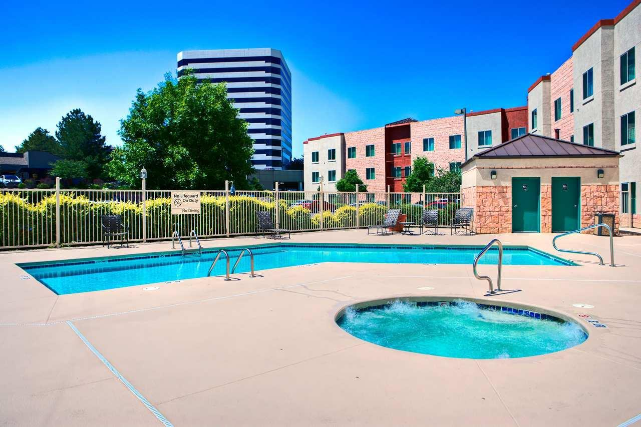Pool - Hampton Inn & Suites Tech Center Denver