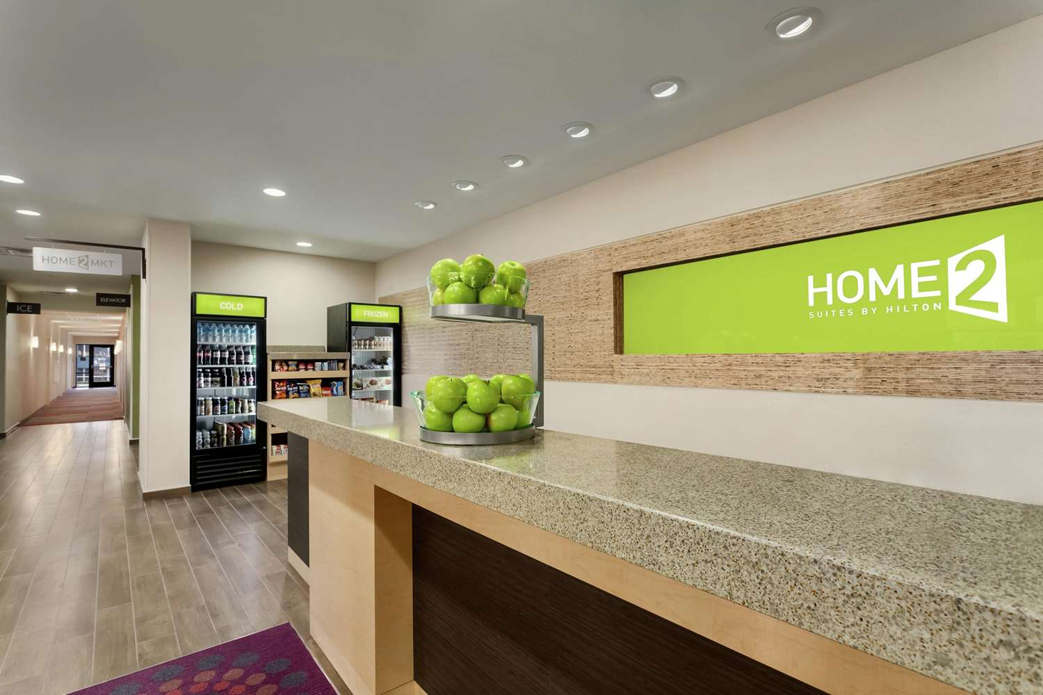 Lobby - Home2 Suites by Hilton Frisco