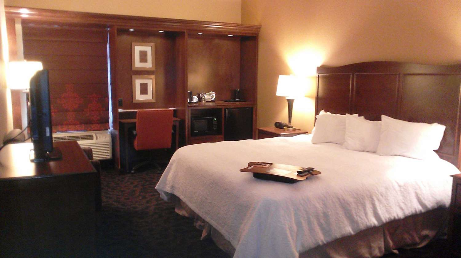 Room - Hampton Inn Danville