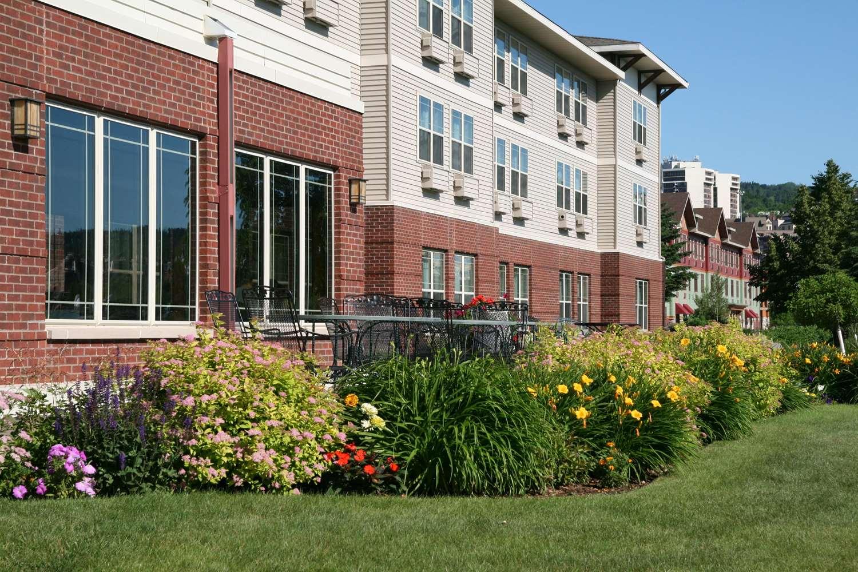Exterior view - Hampton Inn Canal Park Duluth