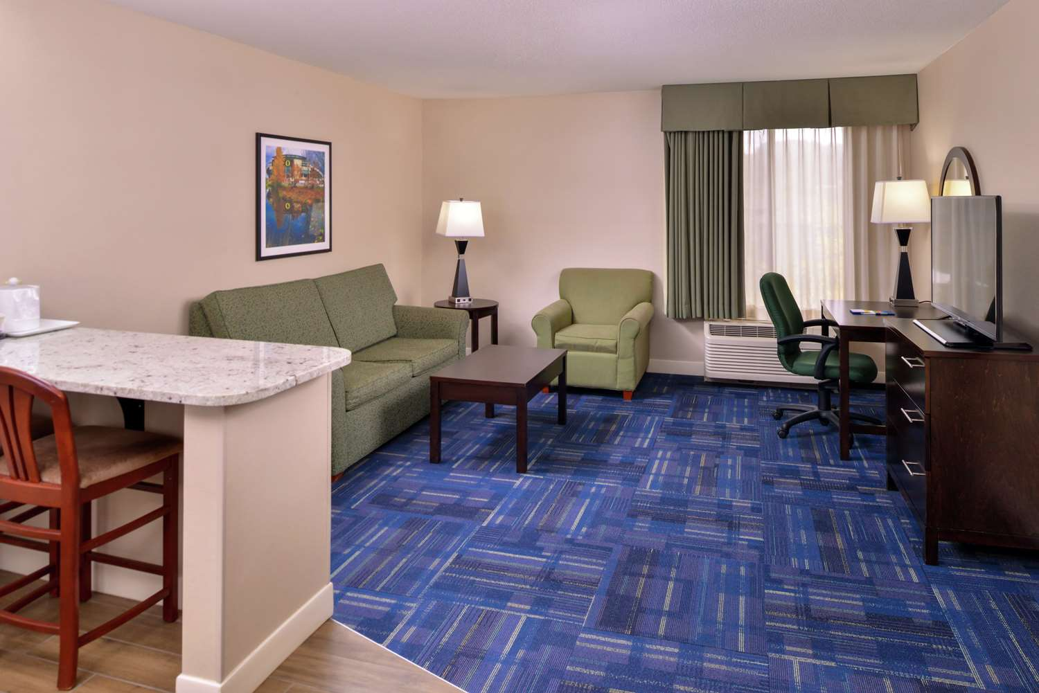 Room - Hampton Inn Eugene