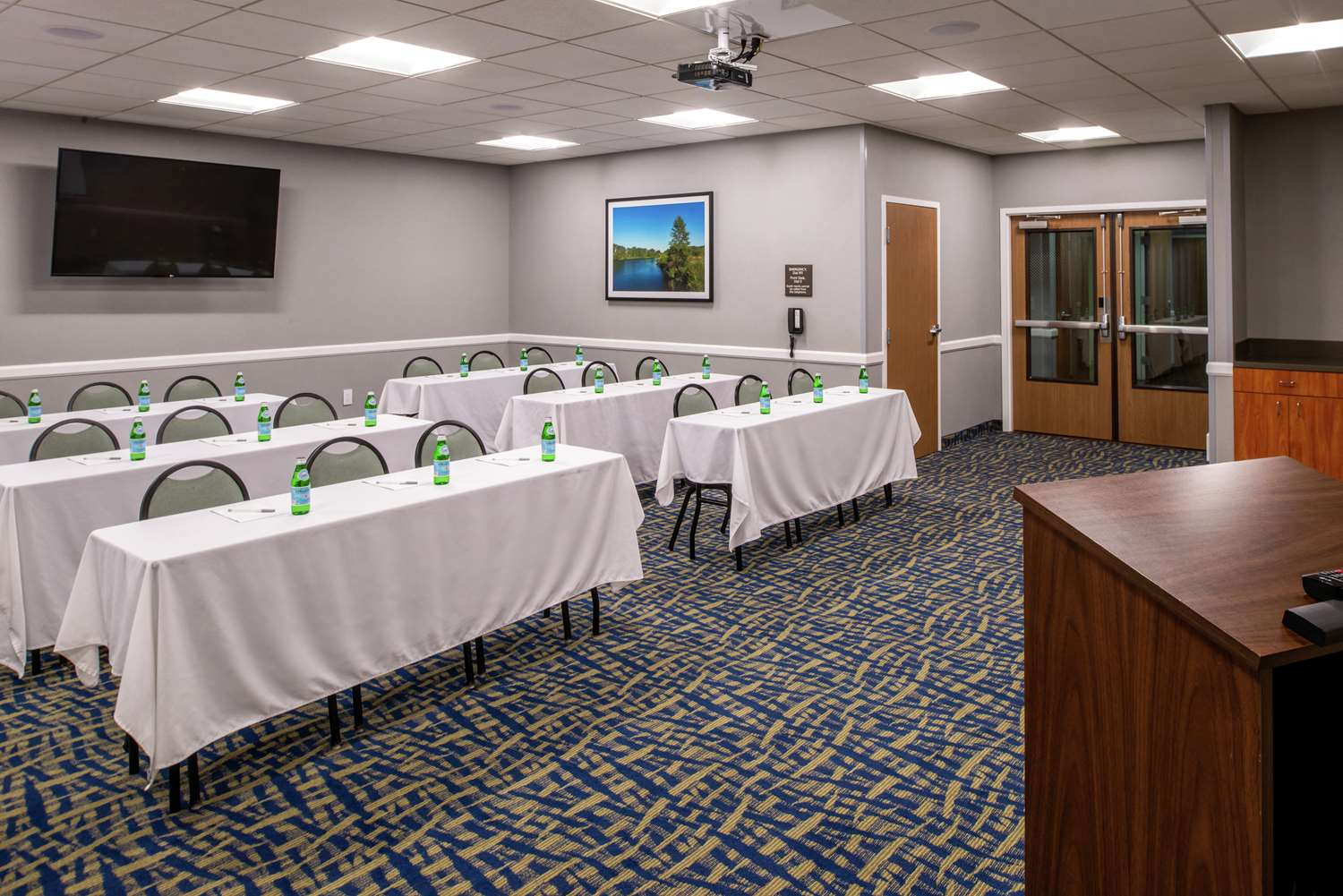 Meeting Facilities - Hampton Inn Eugene