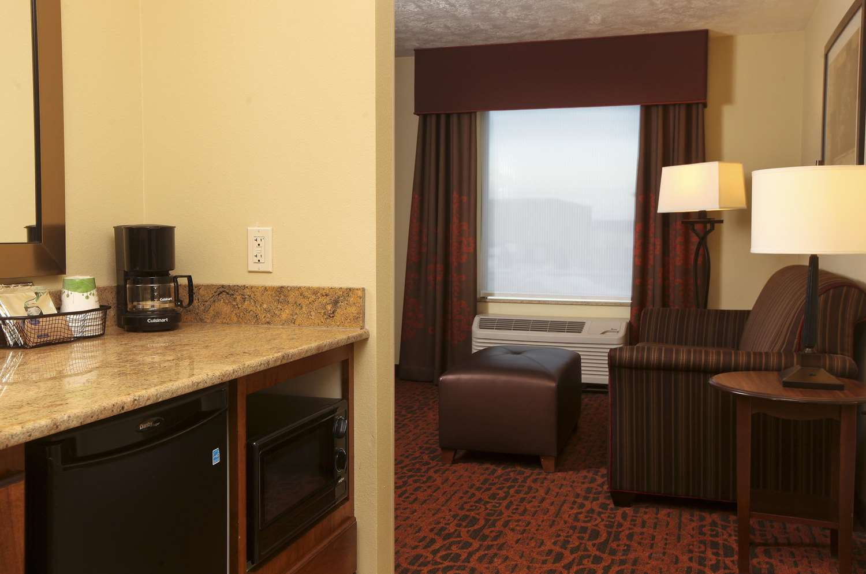 Amenities - Hampton Inn & Suites Fargo