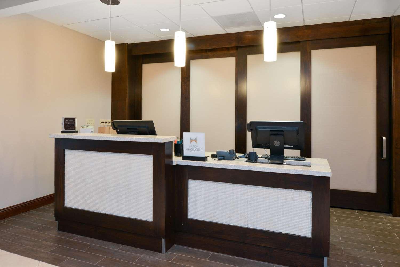 Lobby - Homewood Suites by Hilton Fresno