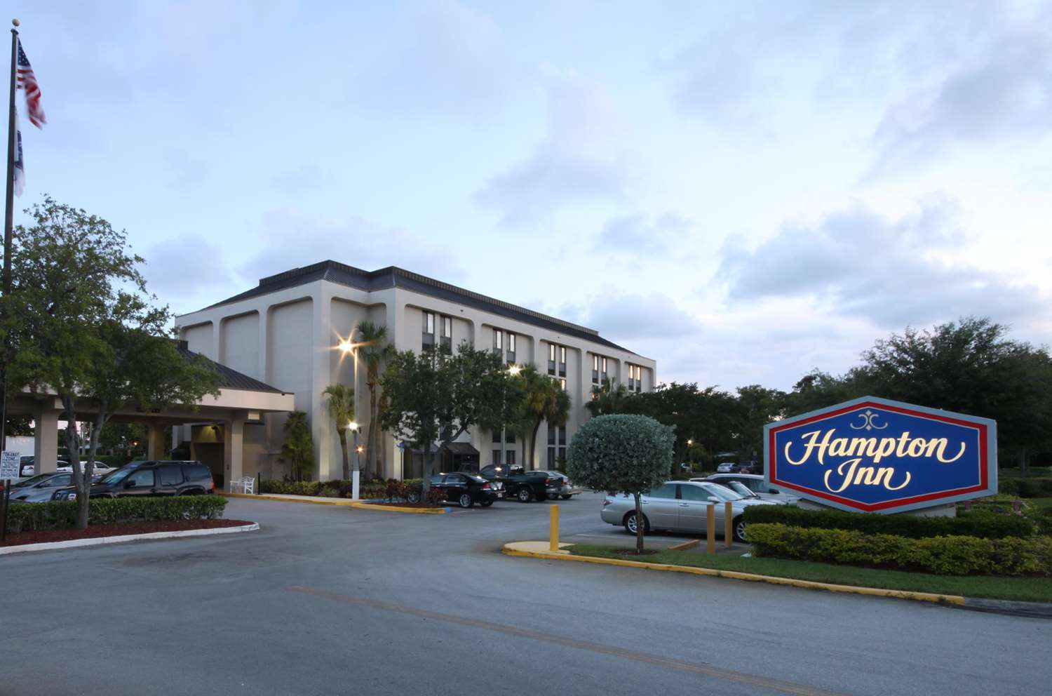 Exterior view - Hampton Inn Cypress Creek Fort Lauderdale