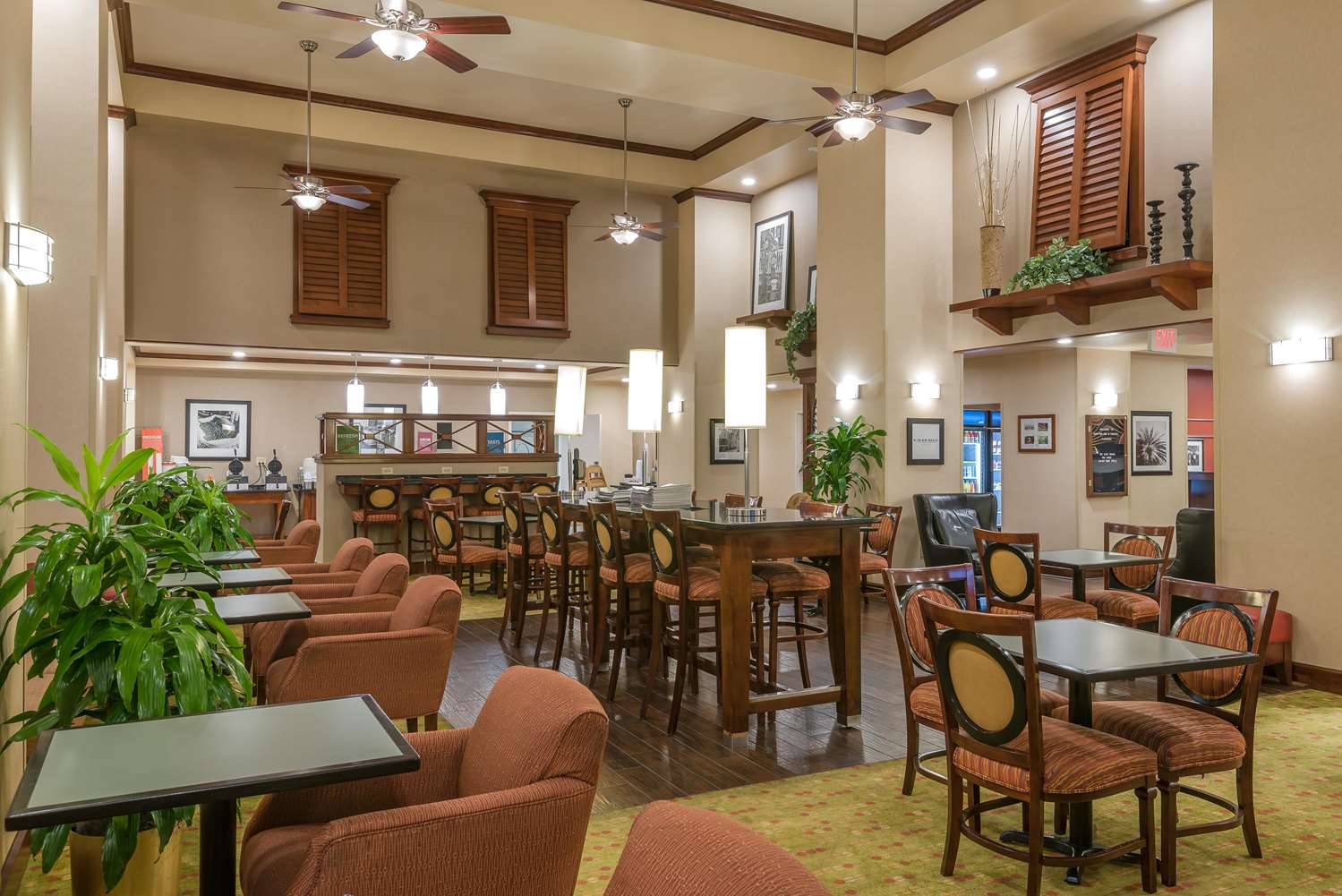 Restaurant - Hampton Inn & Suites North I-95 Florence